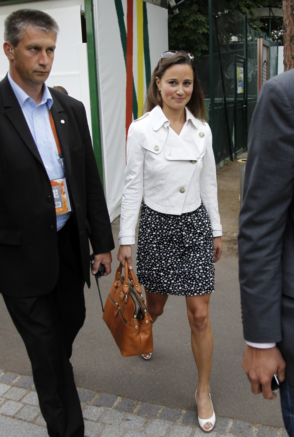 Pippa Middleton wows at yet another glamorous wedding