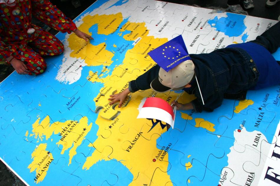 EU Map