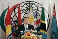 Secretary-General Ban Ki-moon - Dhaka