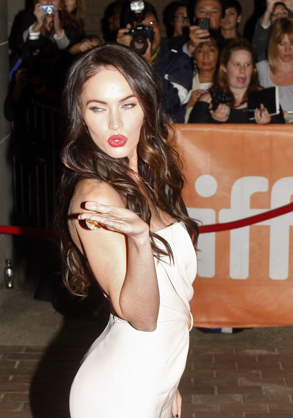 Megan Fox at Toronto Film Festival