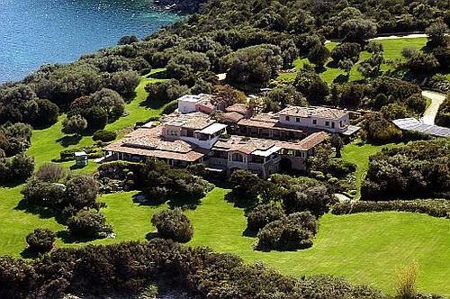 Villa La Certosa - Sardinia