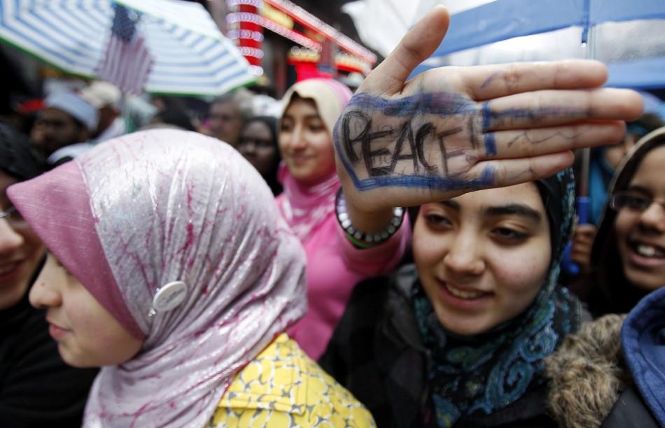 Muslims Speak Out Against Police Targeting