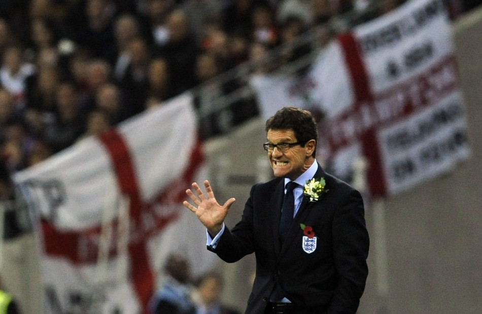 A sense of realism is required but Fabio Capello must have been enthused by his young side's showing against Spain.