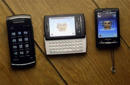 Sony Ericsson smartphone China Mobile