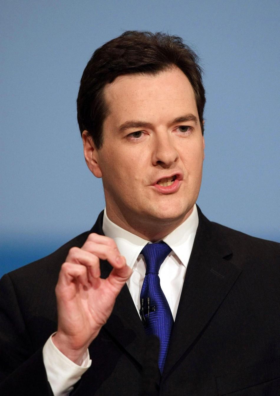 "Chancellor George Osborne announces a ""fundamental reassessment"" of the Government's controversial Private Finance Initiative (PFI)"