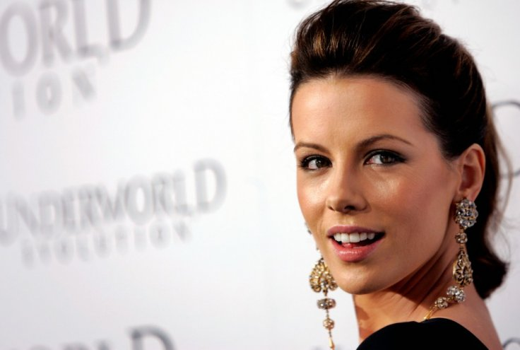 Kate Beckinsale attends world premiere of Underworld Evolution in Los Angeles
