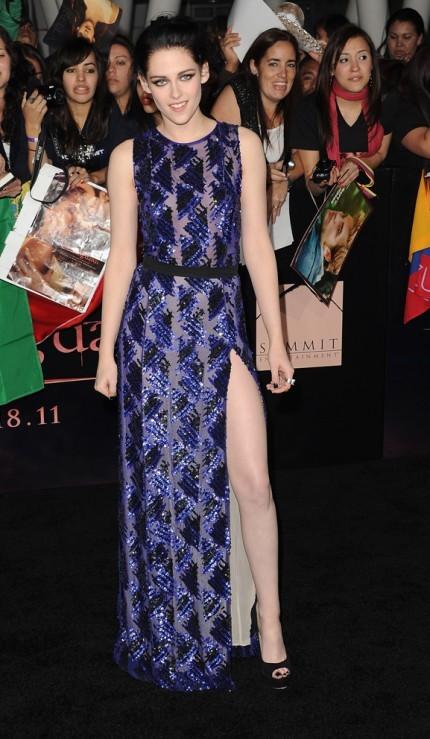 Kristen Stewart At quotTwilightquot