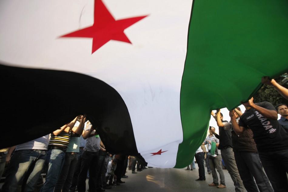 Massacre in Syria