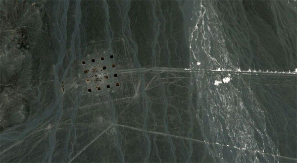 Its quickly become known as Chinas Area 51, mirroring the secret US base where it is claimed UFOs are hoarded.