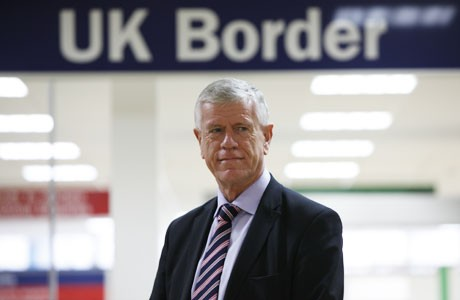 Brodie Clark contradicted the Home Secretary