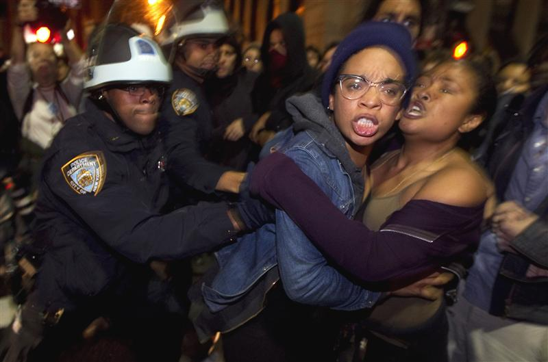 Occupy Wall Street: 84-Year-Old Victim of Police Brutality Speaks Out