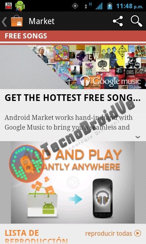 Google Music Store