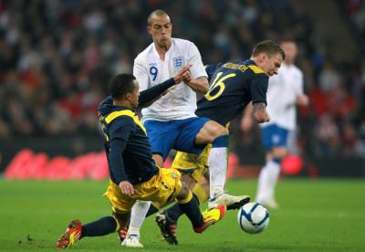 England 1-0 Sweden