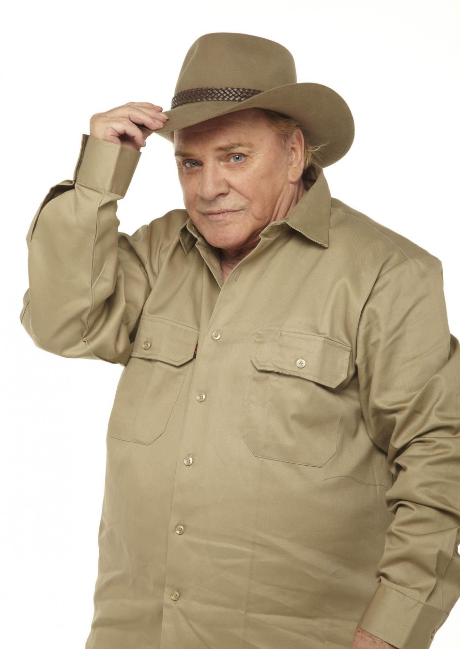 ITV undated handout photo of Freddie Starr, one of the contestants in this year's I'm A Celebrity.... Get Me Out Of Here. Starr was forced to drop out of the reality show after being advised by doctors for health reasons.