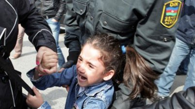 Azerbaijan protests