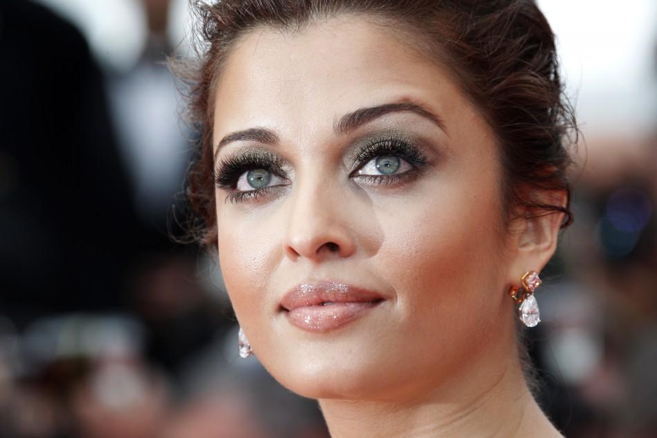Bollywood Actress Aishwarya Rai Bachchan.