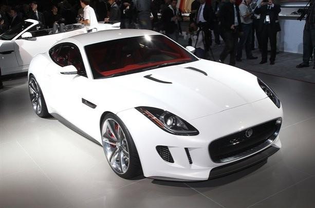 Jaguar C-X16 (Credit: Autocar)