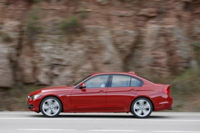 New BMW 3-Series