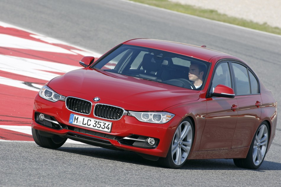 New BMW 3-Series