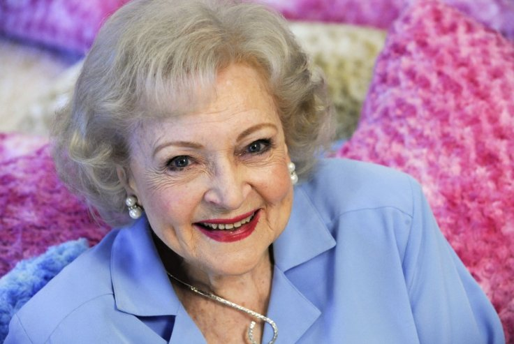 4. Betty White