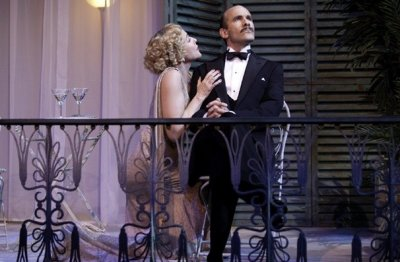 Kim Cattrall, Paul Gross in Noel Cowards classic comedy Private Lives