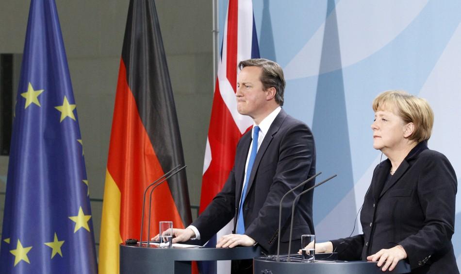 Merkel EU leader