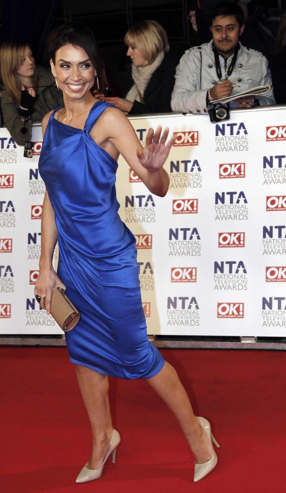 """Following her Daybreak debacle, Bleakley, who is engaged to Chelsea star Frank Lampard, will replace Holly Willoughby as the host of ITV """"Dancing on Ice"""" next year and host the show with Phillip Schofield."""