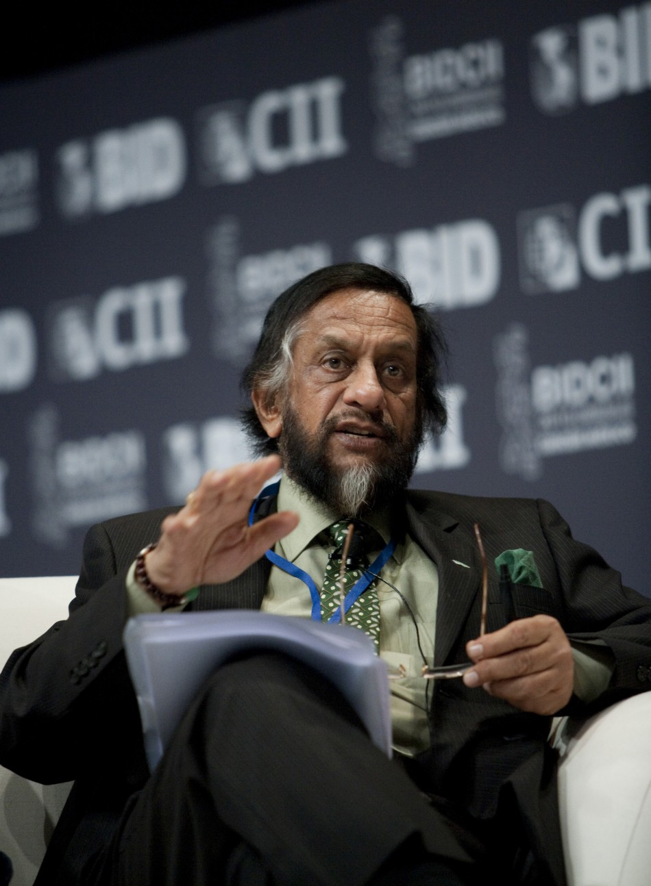 IPCC head Rajendra Pachauri faces sexual harassment charges filed by colleague