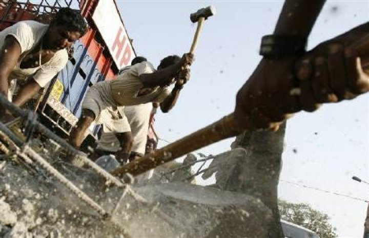 India's Infrastructure a Roadblock