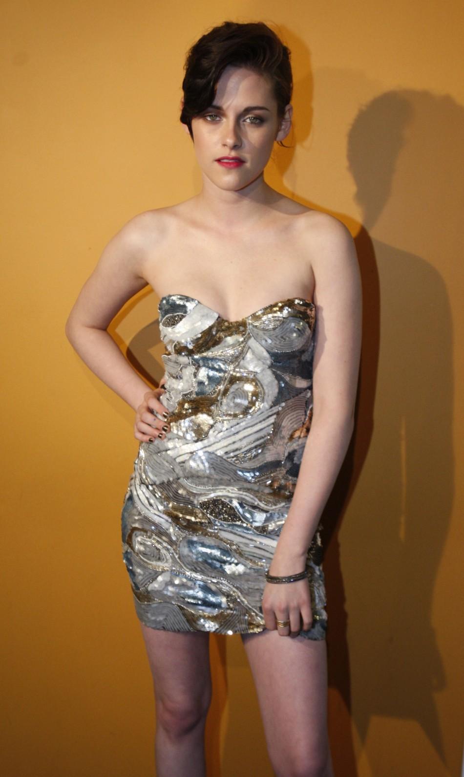 Cast member Kristen Stewart
