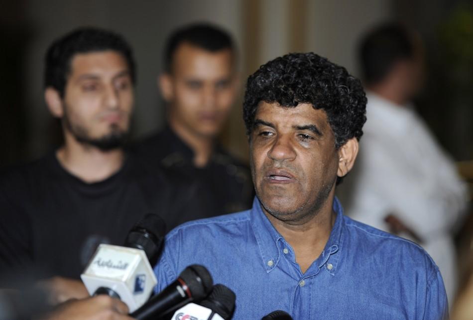 Abdullah al-Sanussi: Gadhafi's Spy Captured in South Libya.