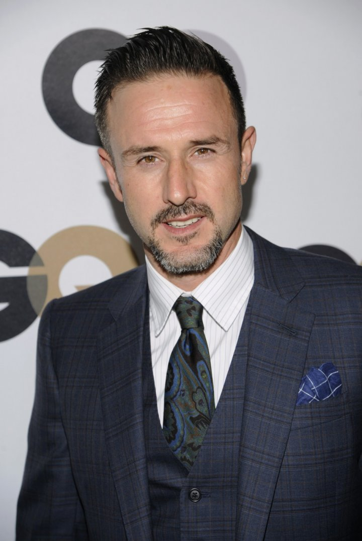 "Actor Arquette attends the GQ ""Men of the Year"" party in Los Angeles"