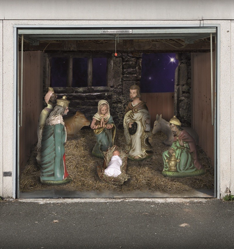 Nativity: The birth of Jesus Christ