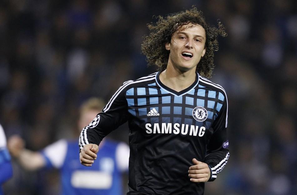Premier League Five: Luiz, Adam, Richards, Van Persie And
