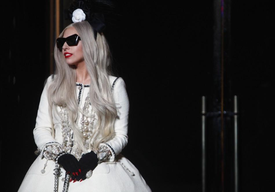 8. Lady Gaga