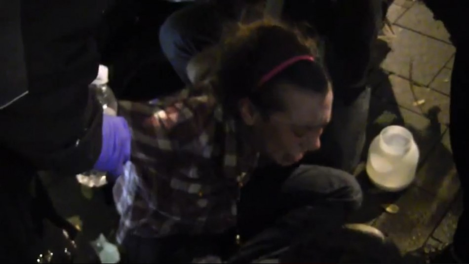 A pregnant woman who was pepper sprayed during the Occupy Seattle protests claims she had suffered a miscarriage five days later as a result of her injuries.