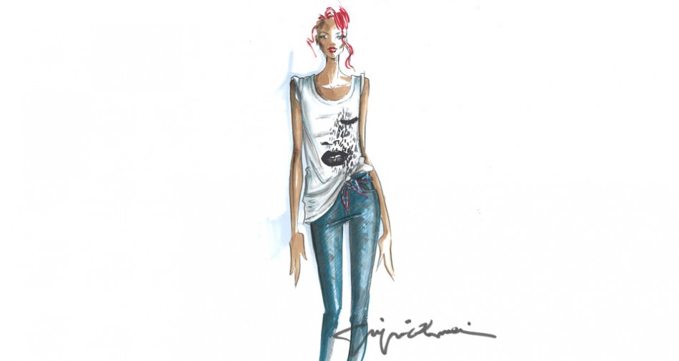 Armani and Rihanna Collaborates for a Capsule Collection.