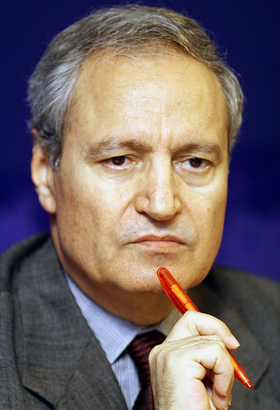 Farouk al-Sharaa, 60, Vice President
