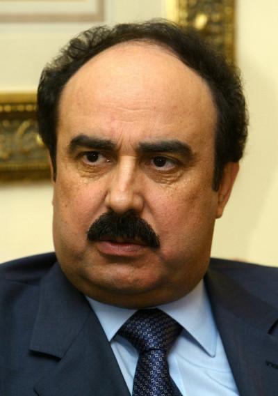 Rustom Ghazali, Syrian Intelligence Chief in Lebanon