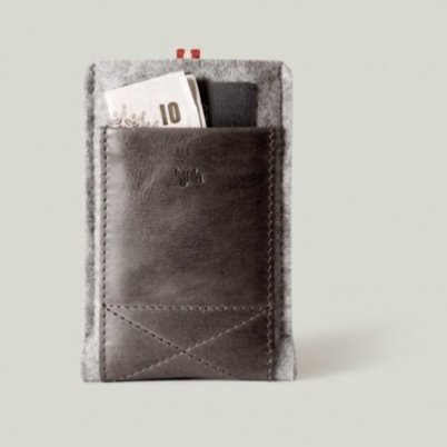 Hard Graft iPhone wallet