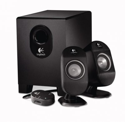 Logitech X-210 Speakers