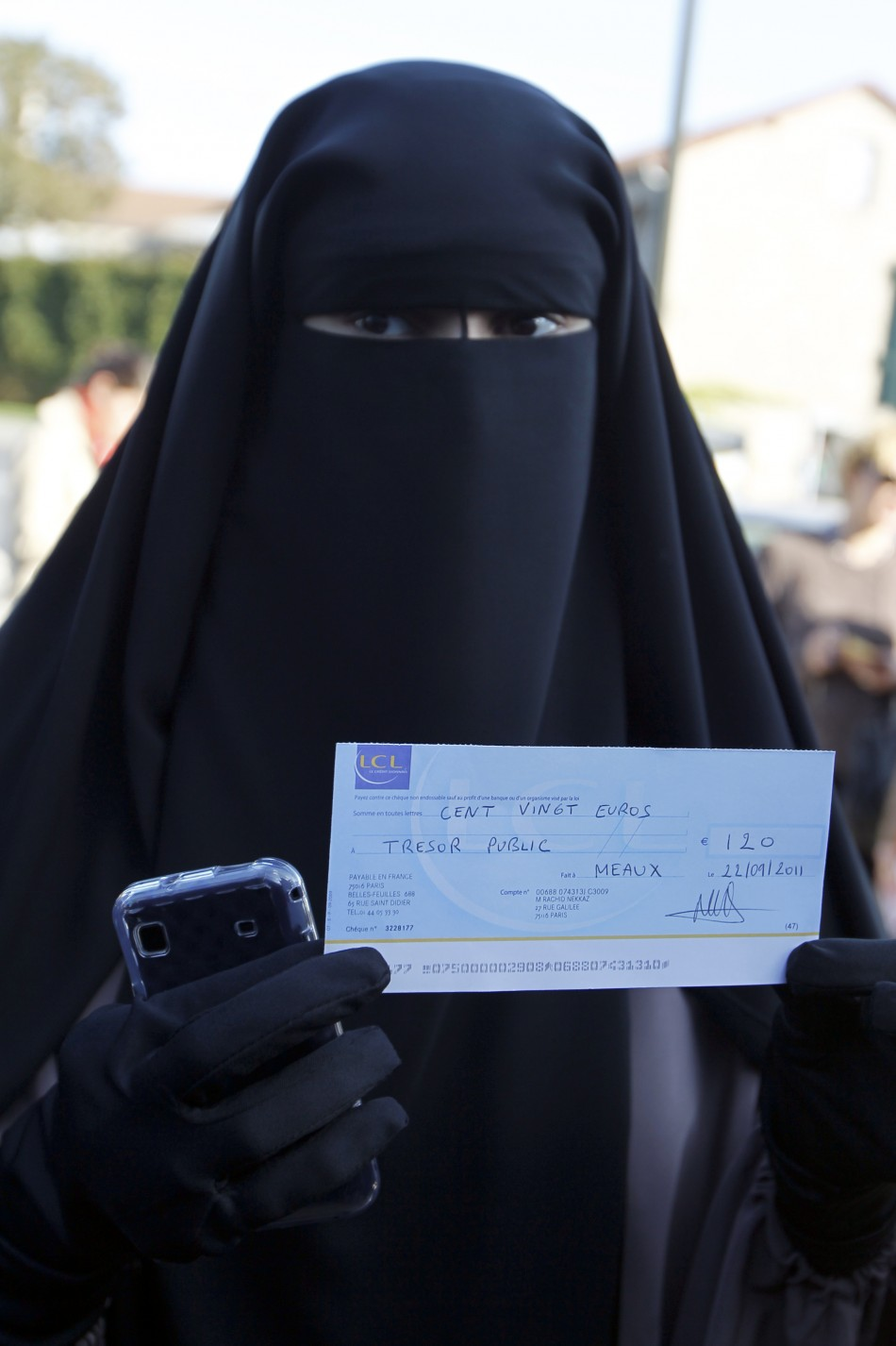 Bulgaria Takes First Step To Ban Face Veil