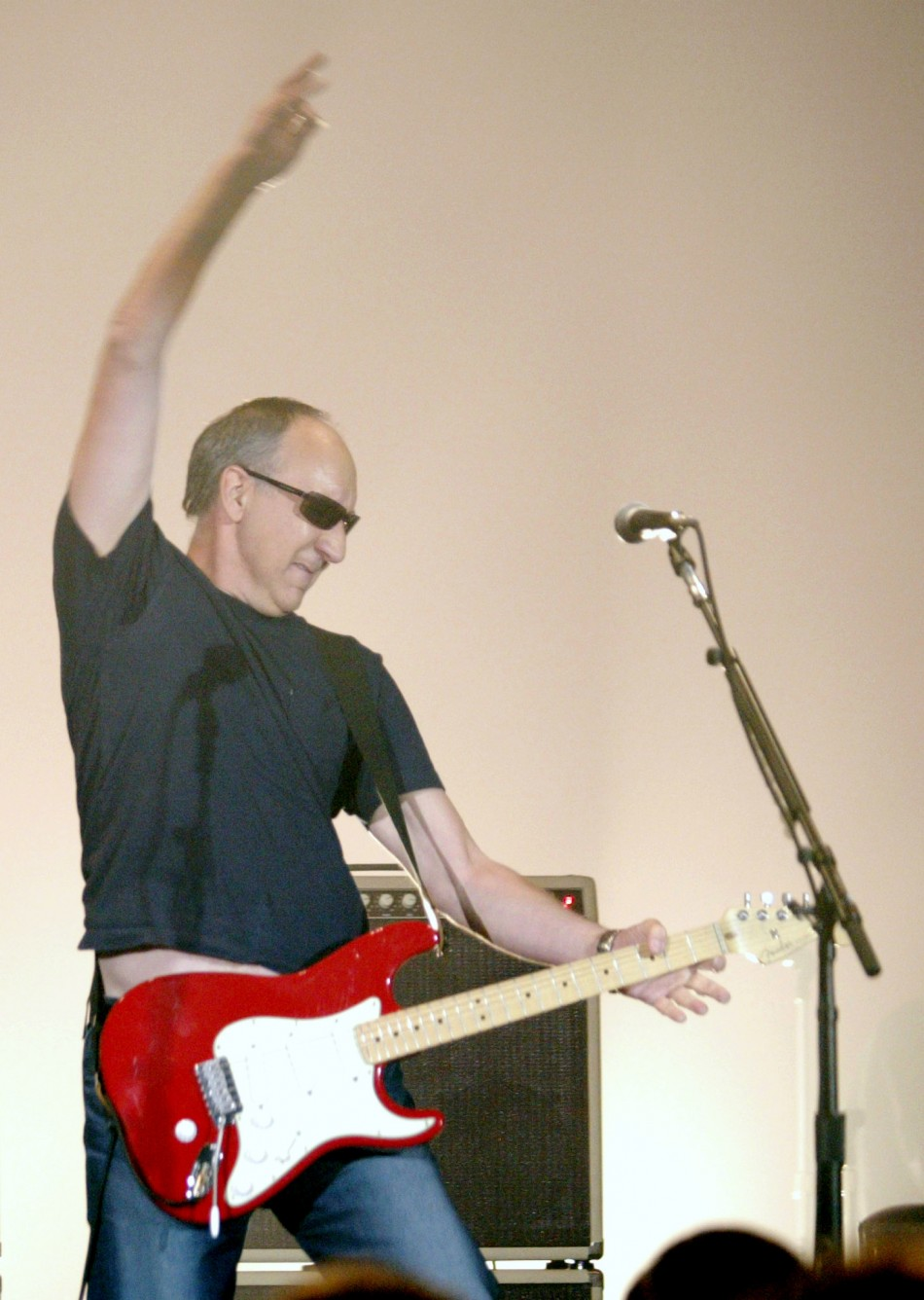 Rolling Stones Top 10: Pete Townshend