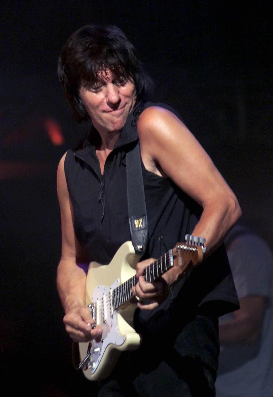 Rolling Stones Top 10: Jeff Beck