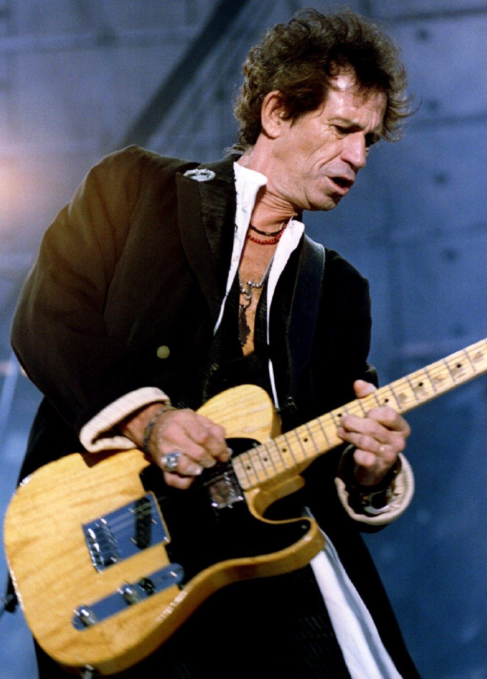 Rolling Stones Top 10 Keith Richards
