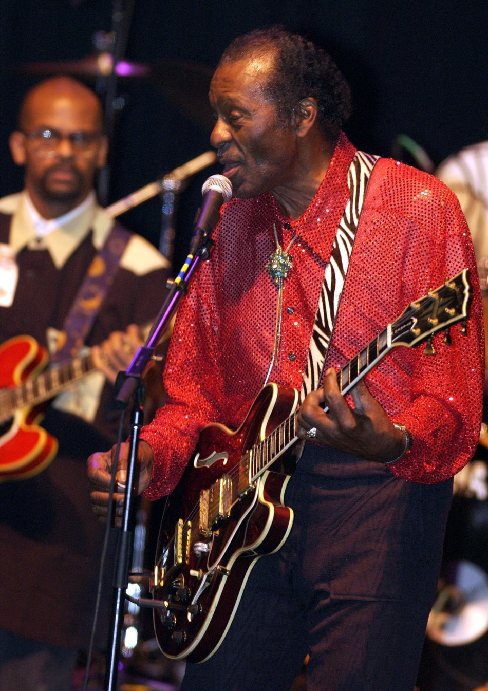 Rolling Stones Top 10: Chuck Berry