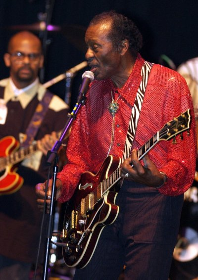 Rolling Stones Top 10 Chuck Berry