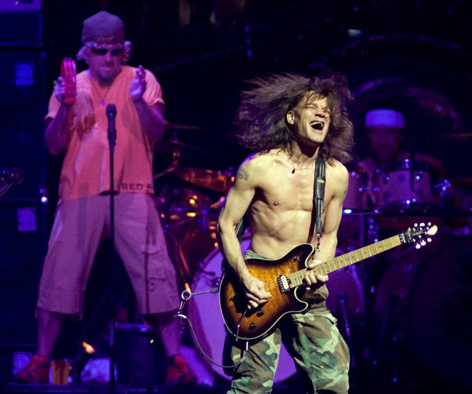 Rolling Stones Top 10: Eddie Van Halen