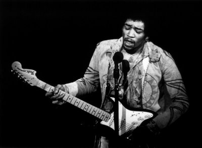 Rolling Stones Top 10 Jimmy Hendrix