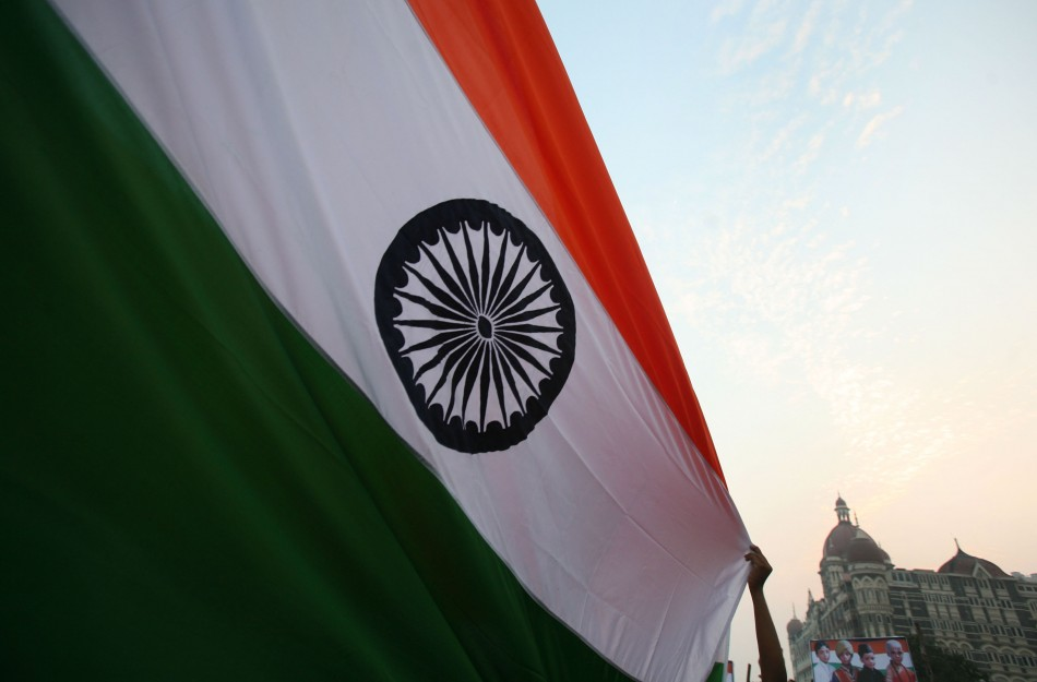 Indian Flag Flies